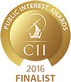 CII 2016 Finalist